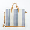 canvas bag odele blue ecoego