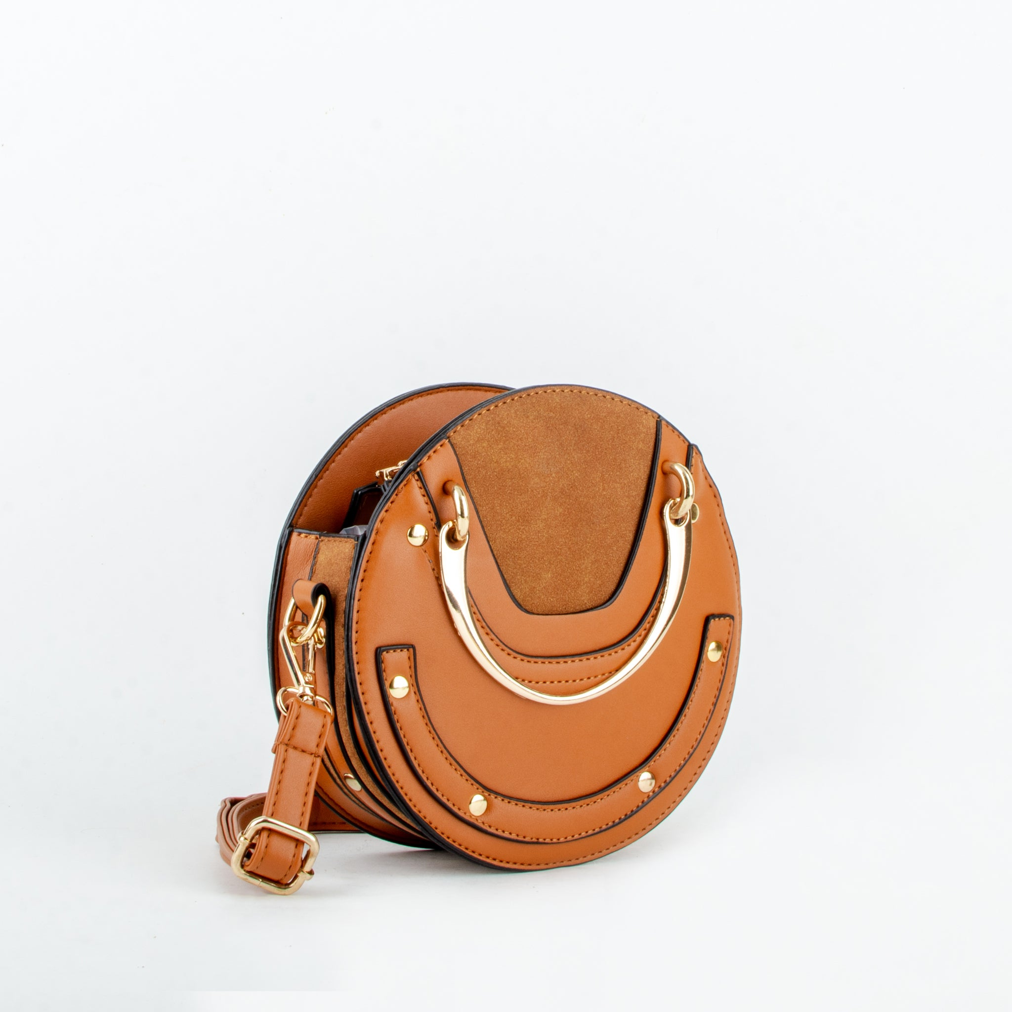 Pu leather Carla brown ecoego