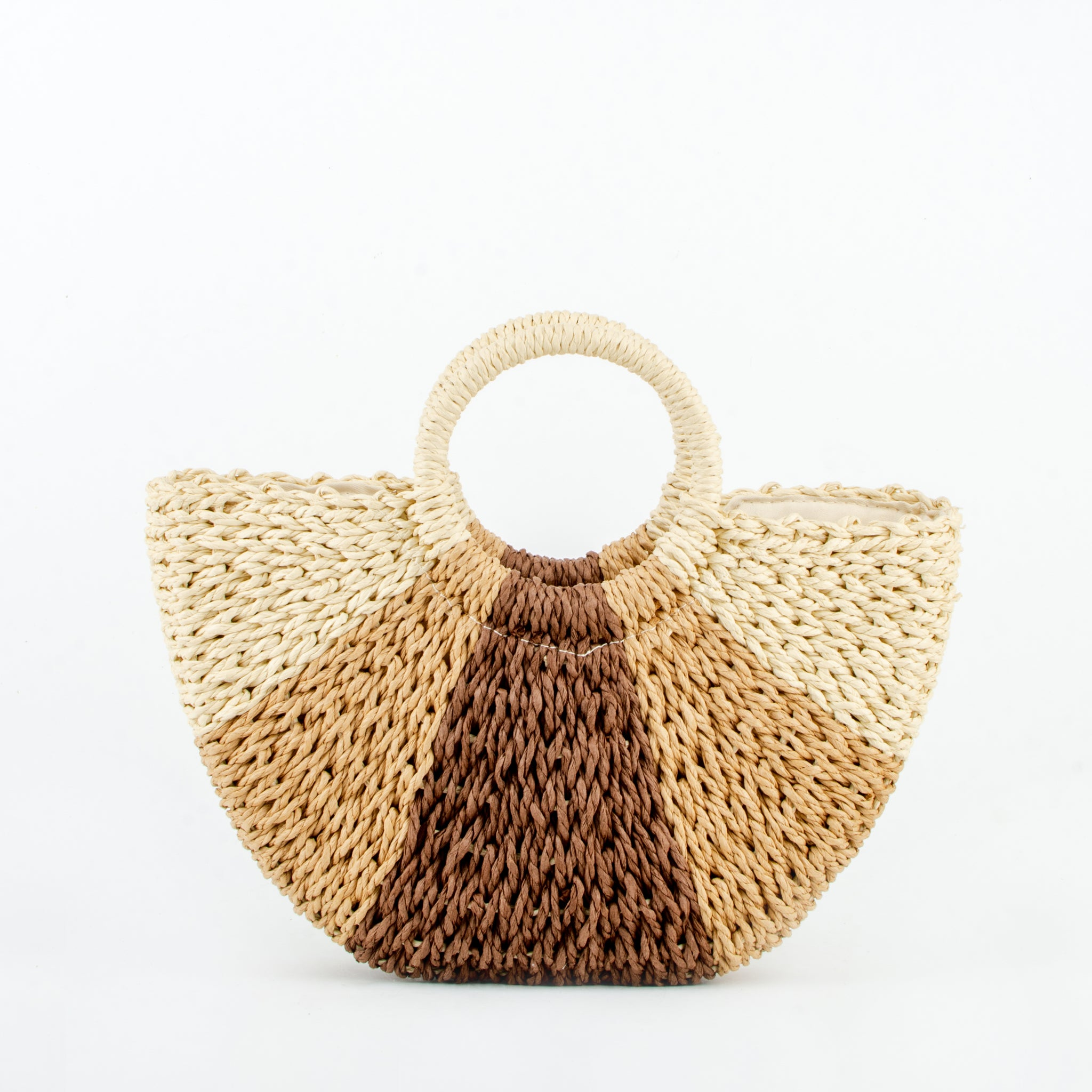 straw bag lapis ecoego