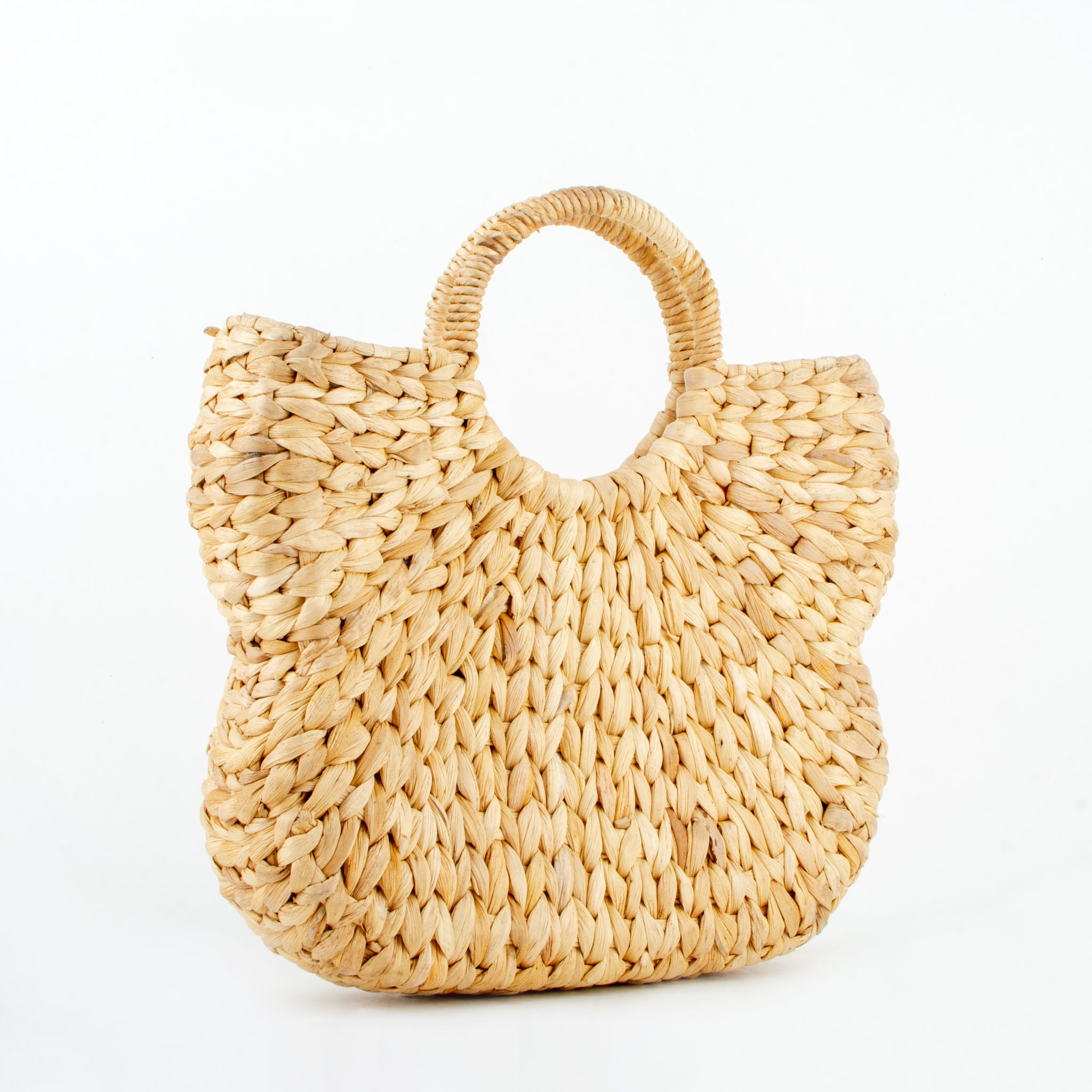 Water hyacinth bag kupu ecoego