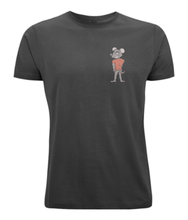 Naughty mouse over left breast Stretch Tee