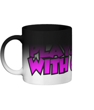 Plays well with others colour changing mug