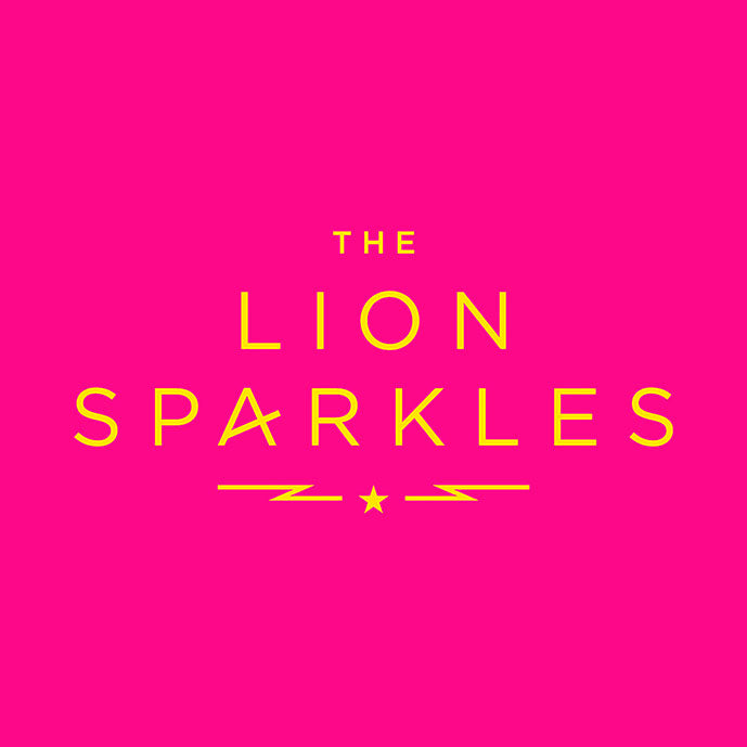 The Lion Sparkles