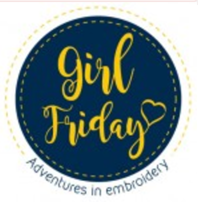 Girl Friday Embroidery