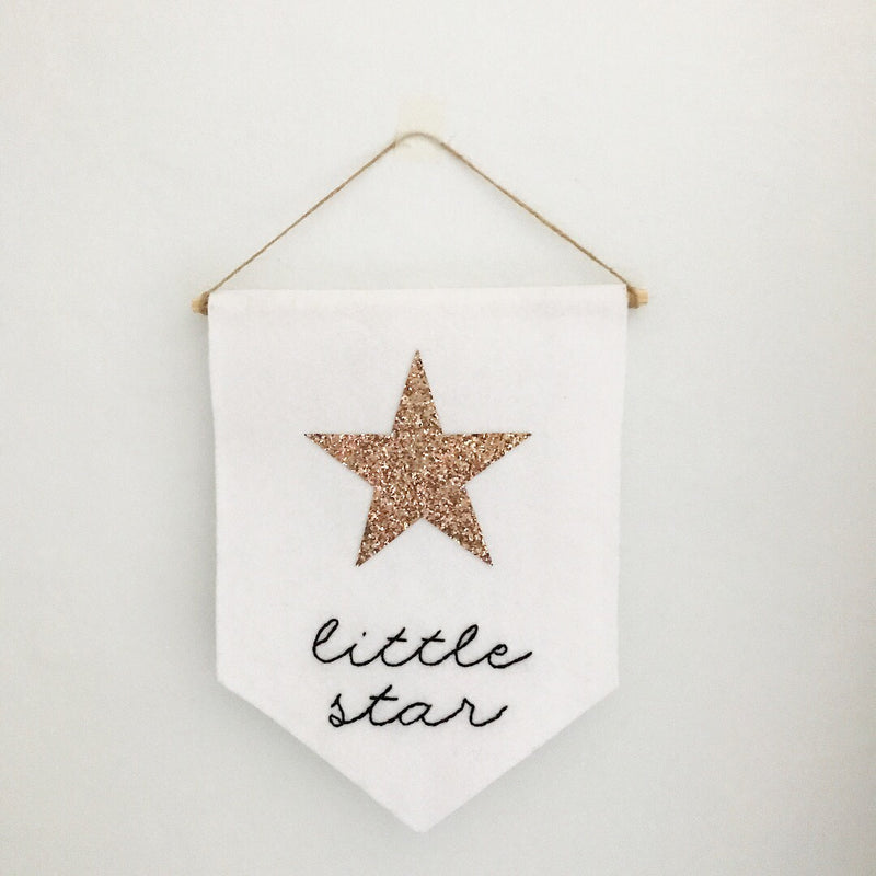 Little Star Wall Hanging