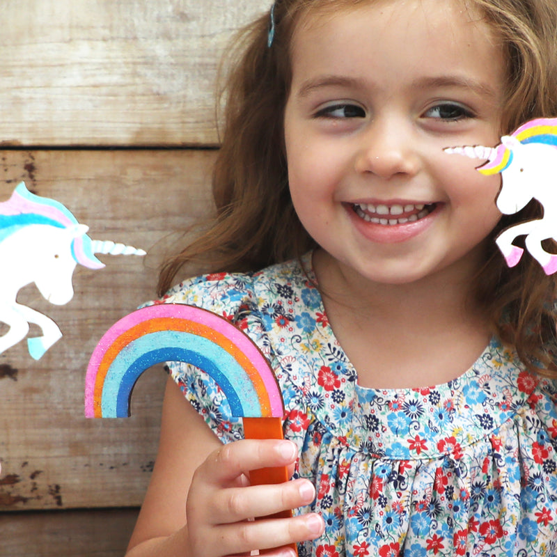MAKE YOUR OWN UNICORN CRAFTS ACTIVITY BOX