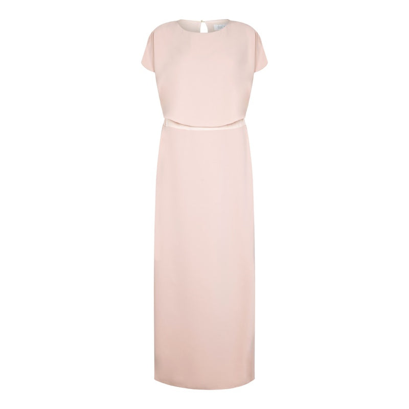 PINK BELLA MAXI DRESS
