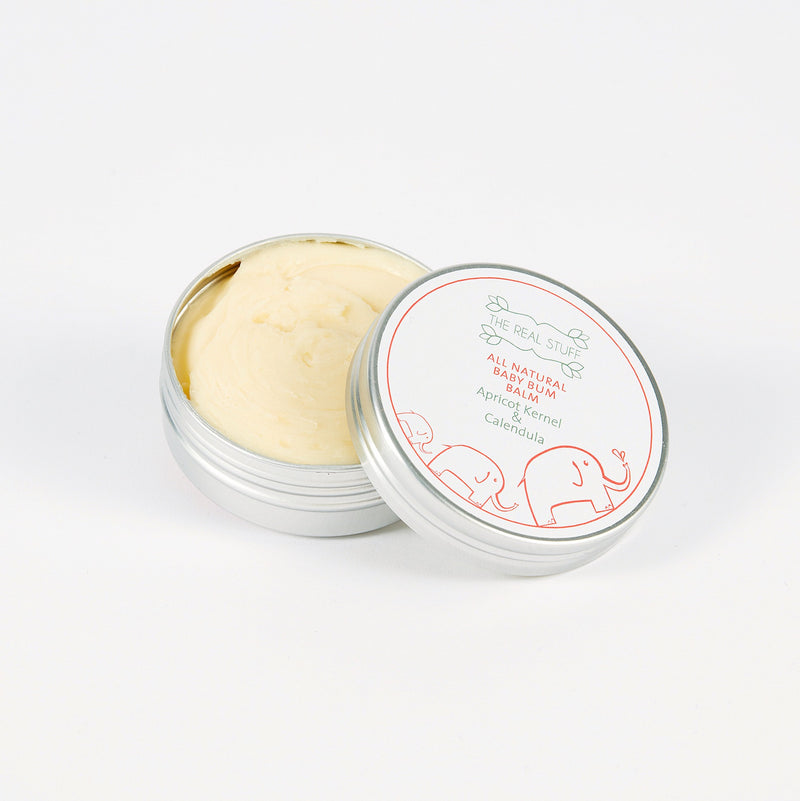 All Natural Baby Bum Balm with Coconut & Calendula