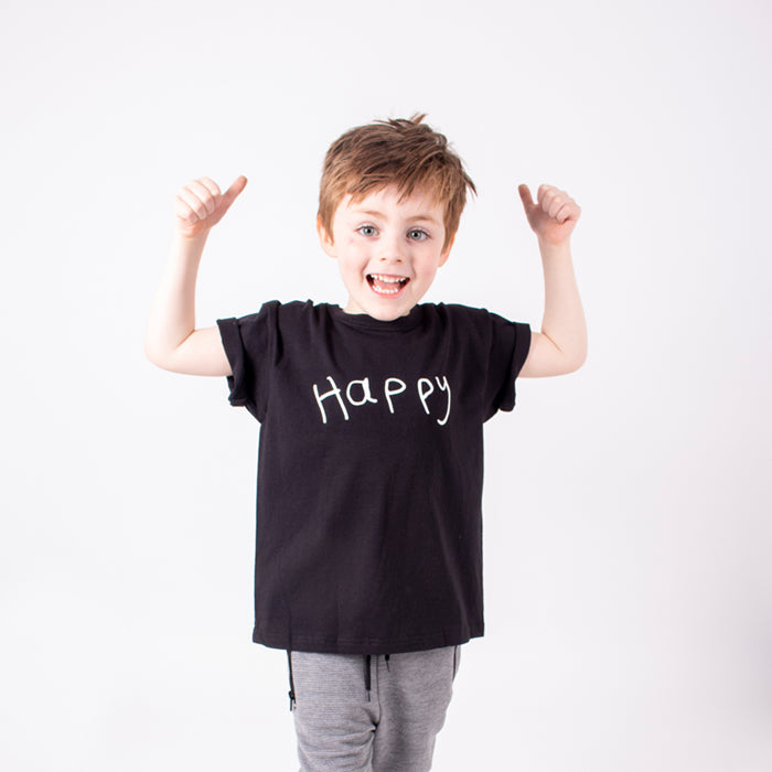 HAPPY KIDS TSHIRT