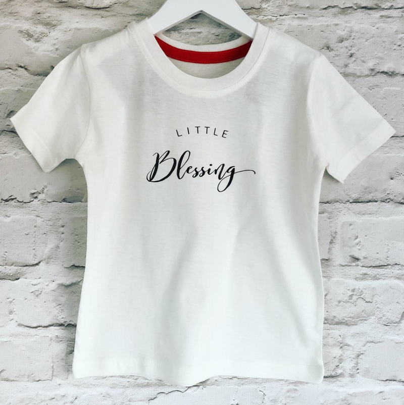 LITTLE BLESSING BABY / CHILD T-SHIRT