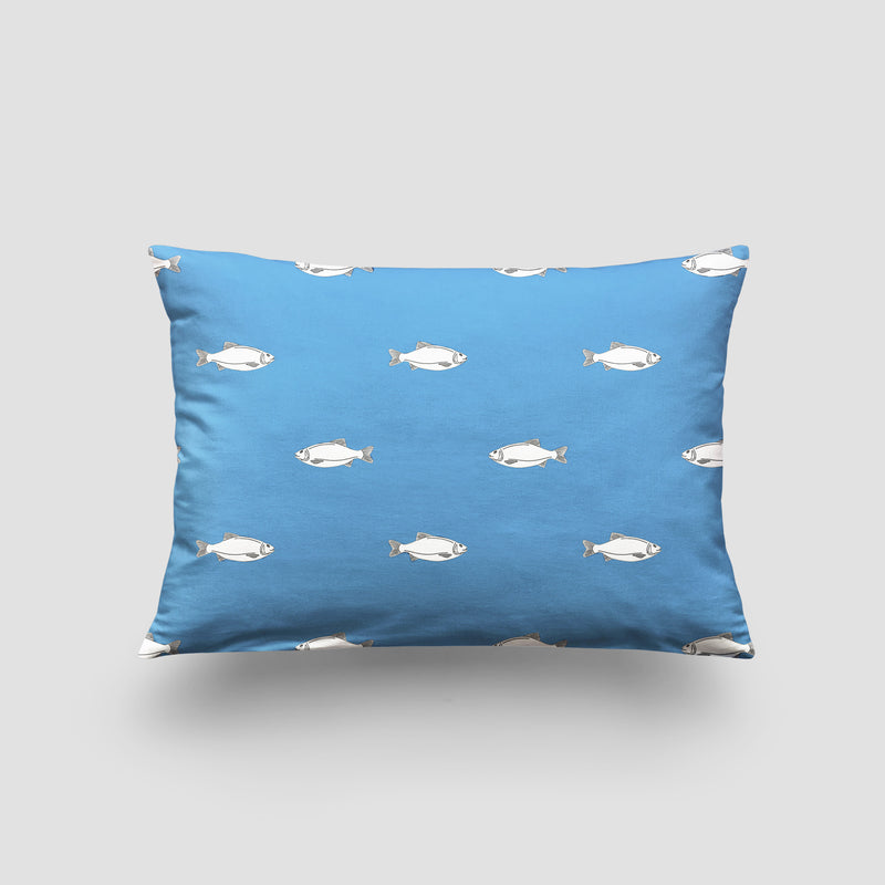 RIVERBLUE RUDD FISH CUSHION
