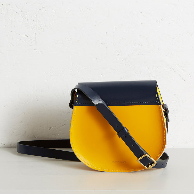 ETTER SADDLEBAG, LEATHER SHOULDER BAG