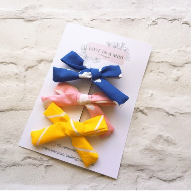 BRIGHT COTTON BOW PACK
