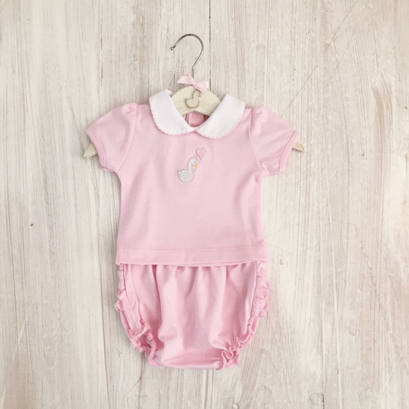 LITTLE SWAN PRINCESS OUTFIT - BLOOMERS