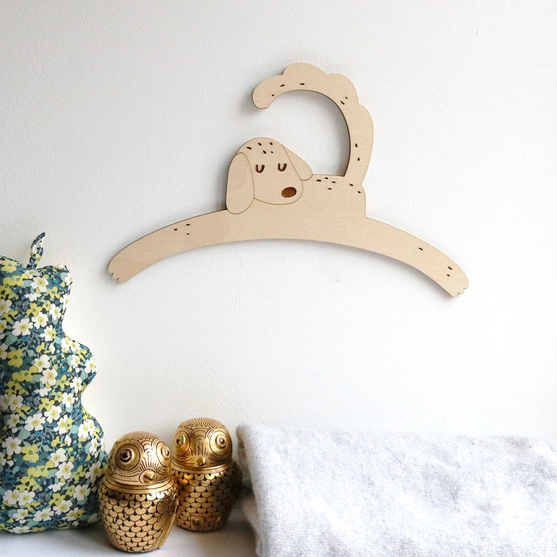 LITTLE DOG BABY COAT HANGER