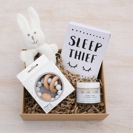 BABA BOO - NEW BABY GIFT BOX