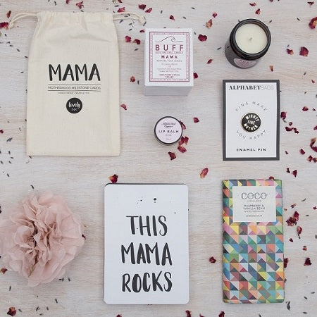 MAMA BOO - NEW MUM CARE PACKAGE