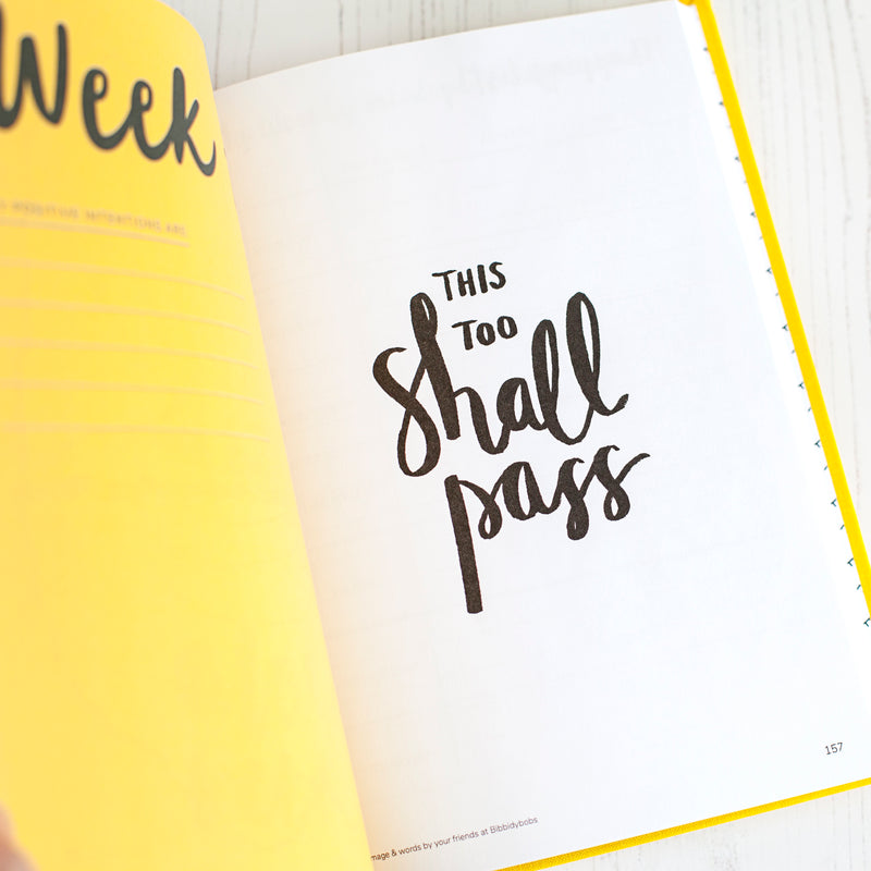 The Positive Planner Journal