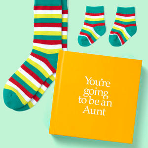 Auntie to be gift book
