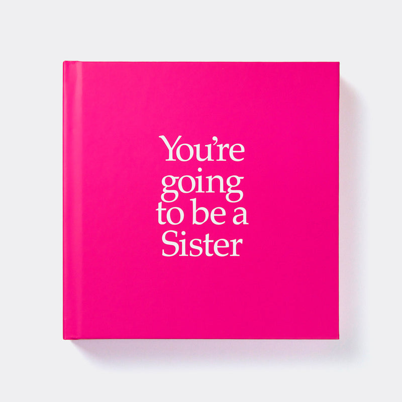 Sister to be Gift Book