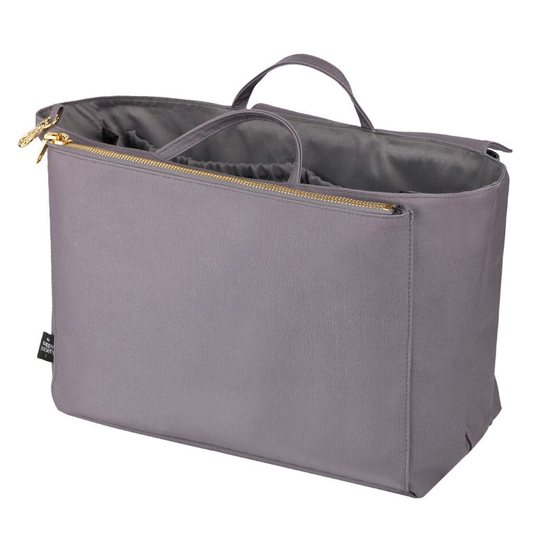 THE NAPPY SOCIETY CHANGING BAG INSERT - ORIGINAL GREY