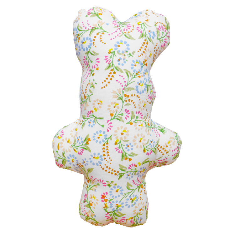 BUNNY RABBIT PRINTED CUSHION