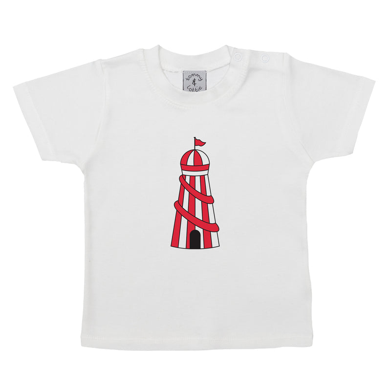 HELTER SKELTER BABIES SHORT SLEEVE T SHIRT
