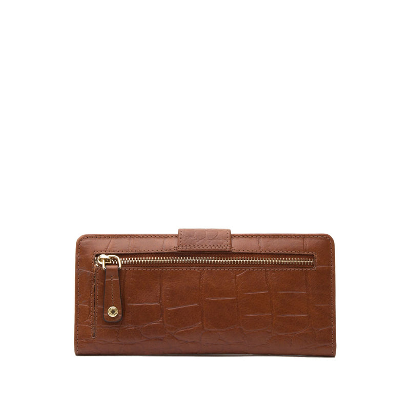 TILLY TAN LEATHER PURSE