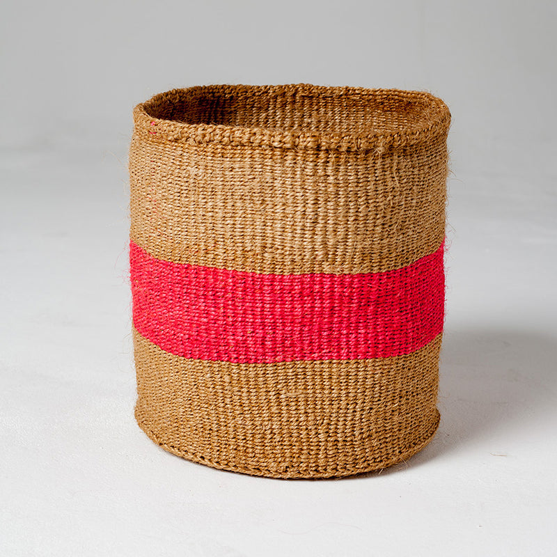 COLOUR POP WOVEN BASKETS