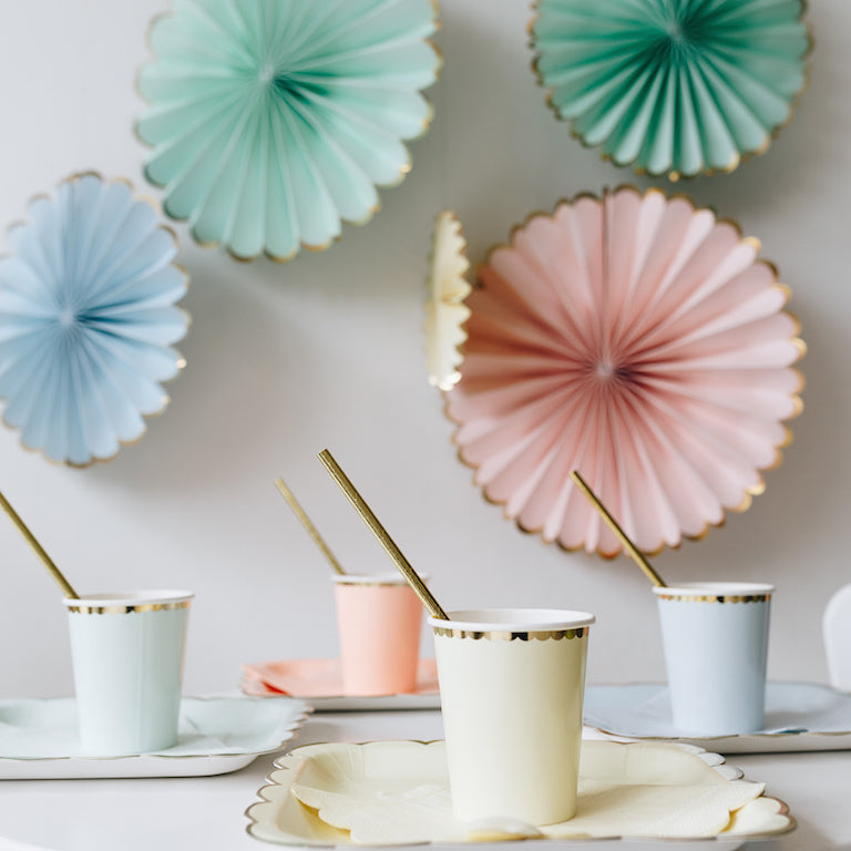 PASTEL MIX | CUPS