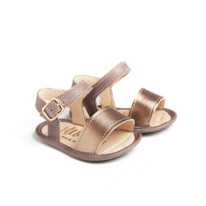 MIA LEATHER BABY SOFT SOLE SANDALS