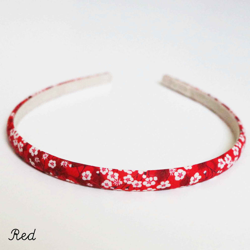 LIBERTY PRINT HEADBANDS