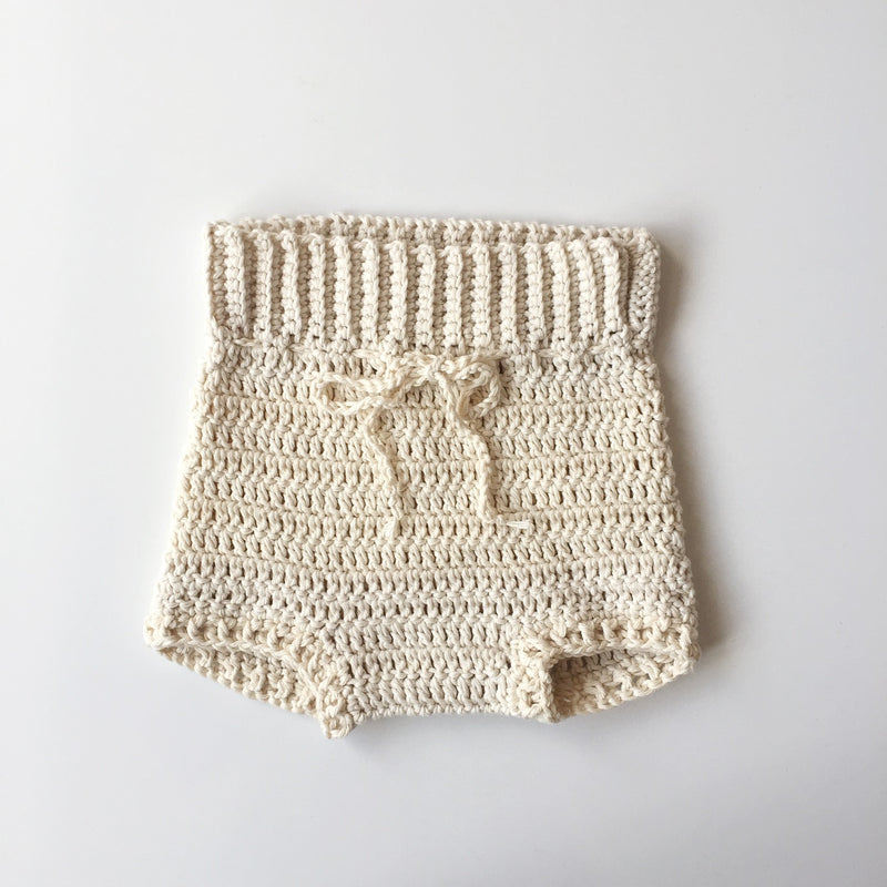 Handmade cotton bloomers