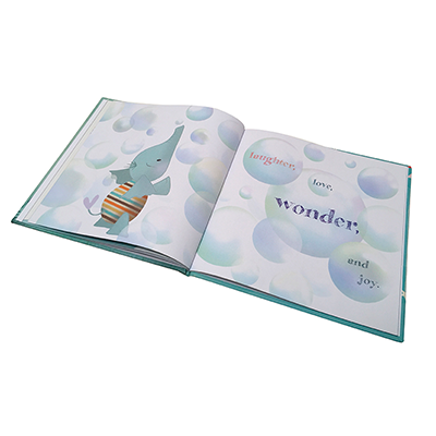 WELCOME TO THE WORLD - NEW BABY GIFT BOOK