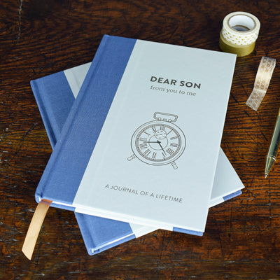 DEAR SON (TIMELESS COLLECTION) HARDBACK MEMORY JOURNAL