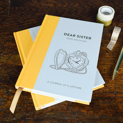 DEAR SISTER (TIMELESS COLLECTION) HARDBACK MEMORY JOURNAL