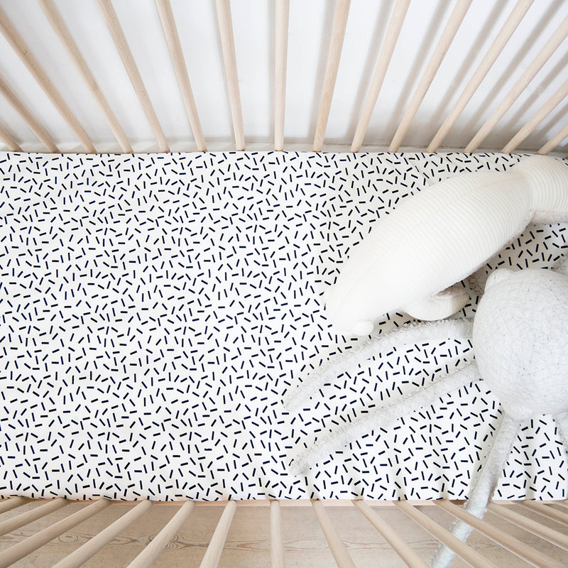 WILDFIRE fitted cot sheets