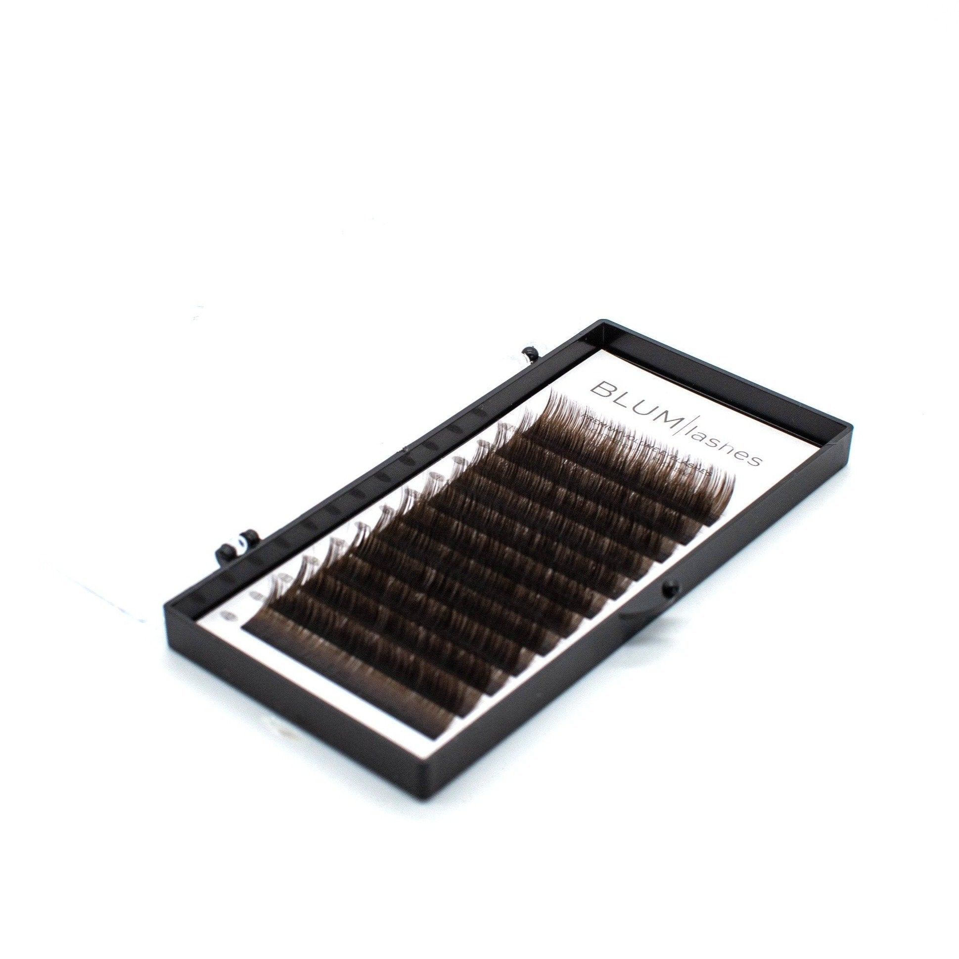 Blum Lashes Dark Brown 0,07 D-curl - Lash Look