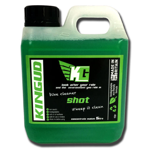 Kingud Cleaner Refill – Makes 5 Ltrs