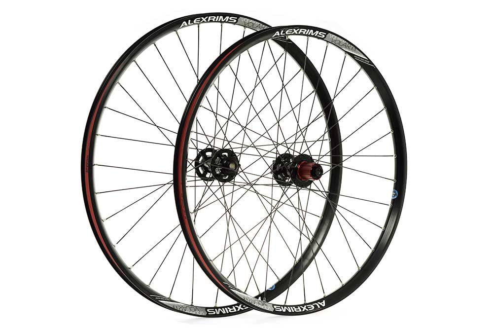 PRO BUILD TUBELESS READY TRAIL WHEEL ALEX/CHOSEN