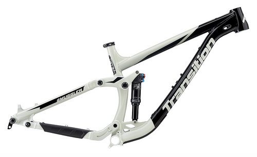Transition Smuggler frame 2018 RRP £1849 25% OFF