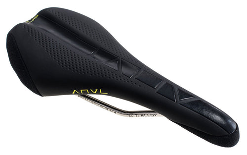 Anvl by transition forge titanium rail saddle