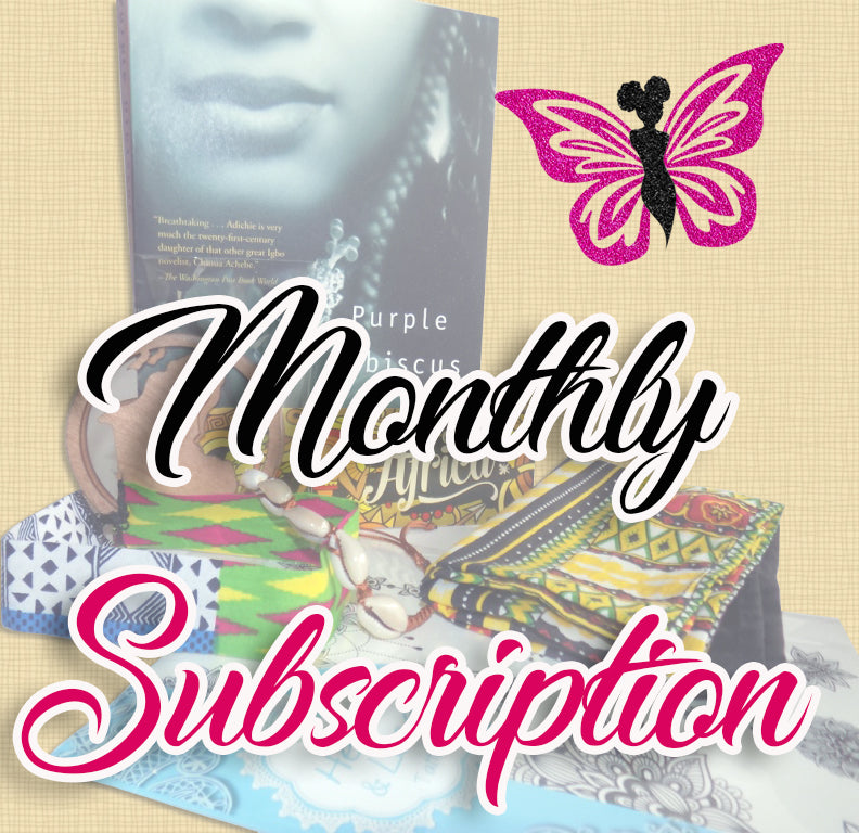 Butterfly Monthly Subscriptions