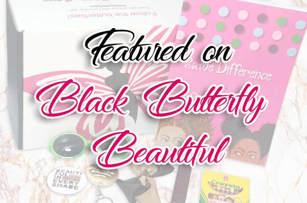 Featured on Black Butterfly Beautiful