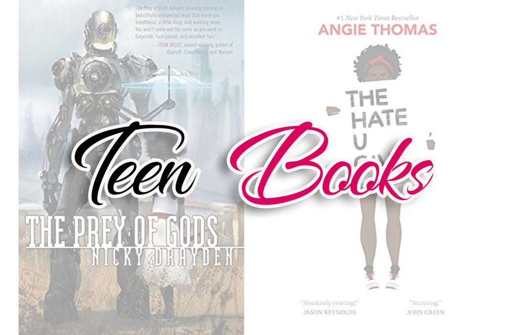 Teen Books