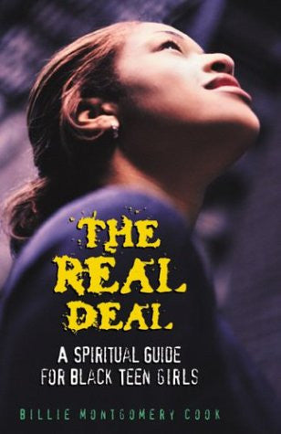 The Real Deal: A Spiritual Guide for Black Teen Girls - Black Butterfly Beautiful