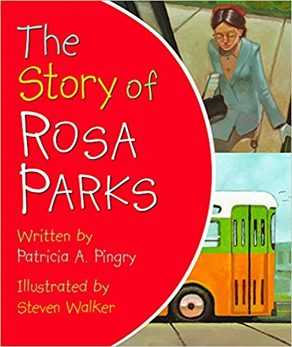 The Story of Rosa Parks Board book - Black Butterfly Beautiful