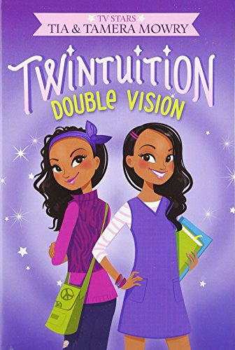 Twintuition: Double Vision - Black Butterfly Beautiful