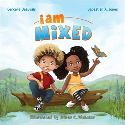 I Am Mixed (I Am Book) - Black Butterfly Beautiful