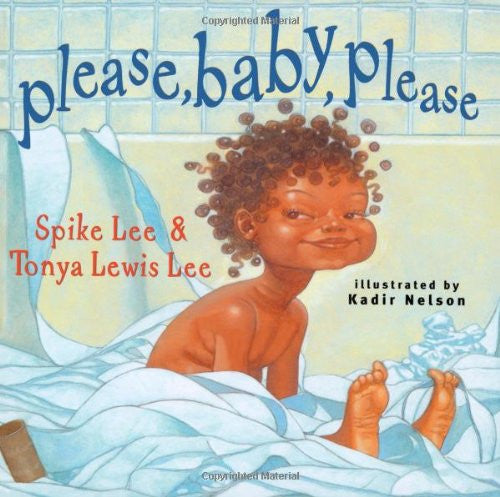 Please, Baby, Please (Classic Board Books) - Black Butterfly Beautiful